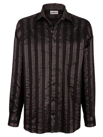 ROGER KENT šventiniai marškiniai su Glanzstreifen...