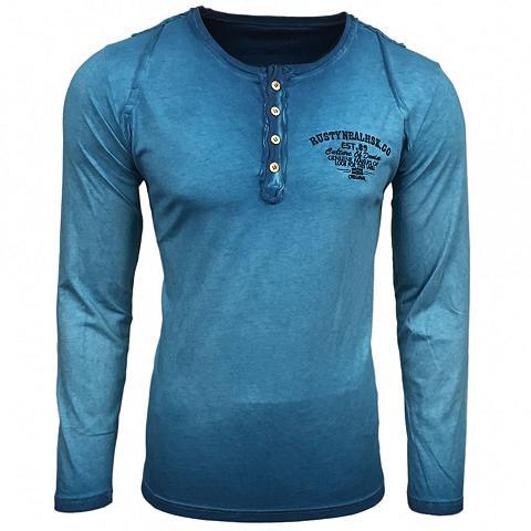 RUSTY NEAL Marškinėliai ilgomis rankovėmis su mad...