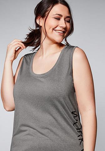 SHEEGO Marškinėliai be rankovių
