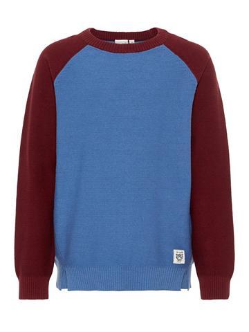 NAME IT Mehrfarbiger megztinis