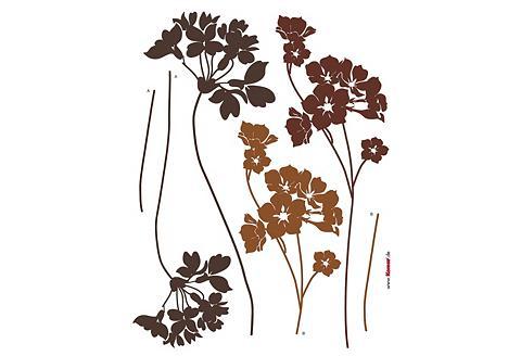 KOMAR Sienų lipdukai »Blumen«