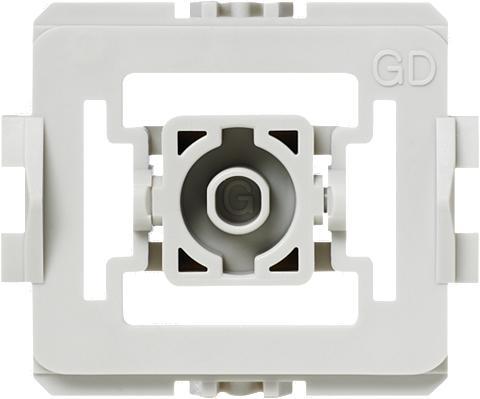 Homematic IP Smart Home Zubehör »Adapter Gira Stand...