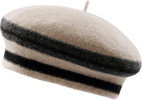 CASUAL LOOKS Kepurė in populiarus Baskenform