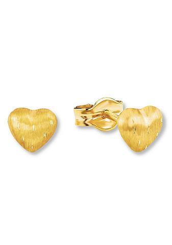 Amor Paar auskarai »Herz 2013408«
