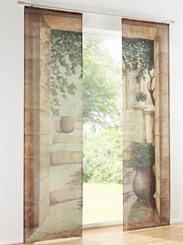 HEINE HOME Užuolaida su mediterranem dizainas