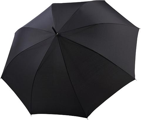 doppler ® Stockregenschirm »Fiber Golf Blackst...