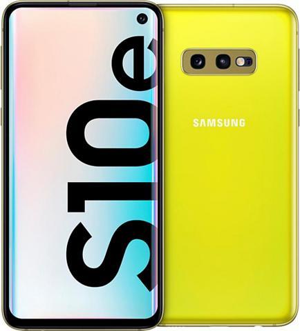SAMSUNG Galaxy S10e Išmanusis telefonas (1461 ...