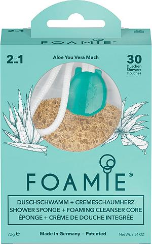 FOAMIE Duschschwamm »Aloe You Vera Much«