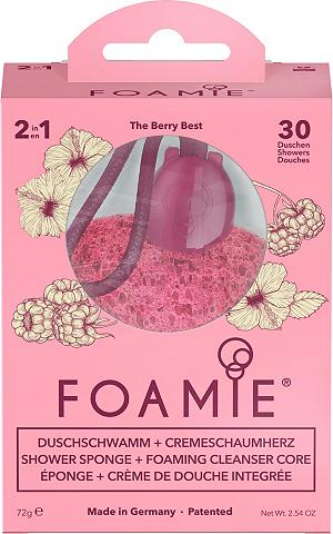 FOAMIE Duschschwamm »The Berry Best«