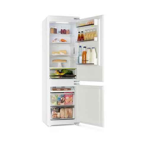 Klarstein Įmontuojamas šaldytuvas su šaldikliu 2...