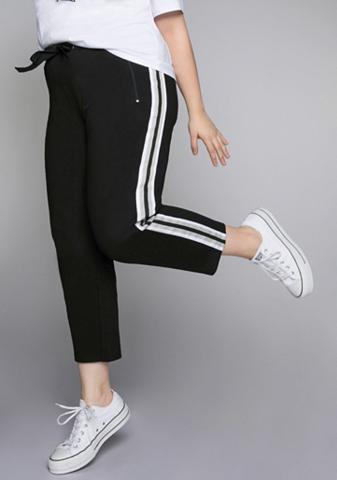 SHEEGO CASUAL Sheego Sportinio stiliaus kelnės