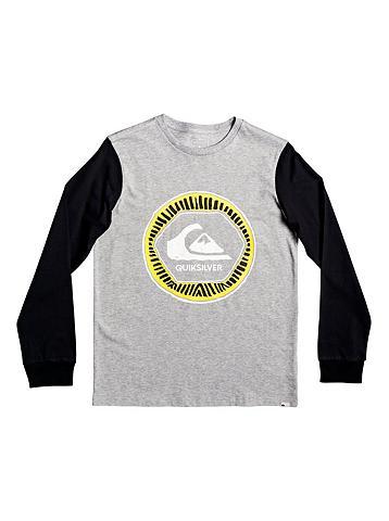 QUIKSILVER Marškinėliai ilgomis rankovėmis »Solar...
