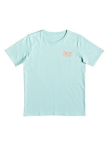 QUIKSILVER Marškinėliai »Daily Wax«