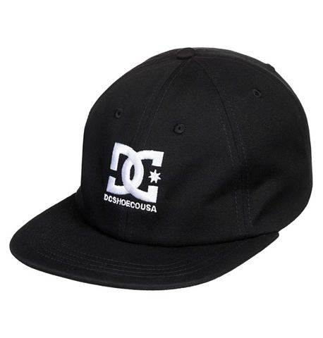 DC SHOES Snapback Kepurė su snapeliu »Logo Deco...