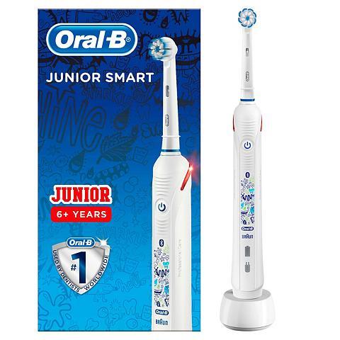 Oral B Elektrische Zahnbürste Junior Smart Au...