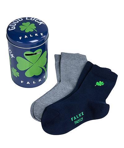 FALKE Kojinės Lucky rinkinys (2 poros)