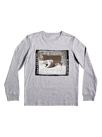QUIKSILVER Marškinėliai ilgomis rankovėmis »Doubl...