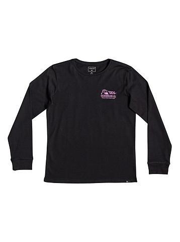 QUIKSILVER Marškinėliai ilgomis rankovėmis »Daily...