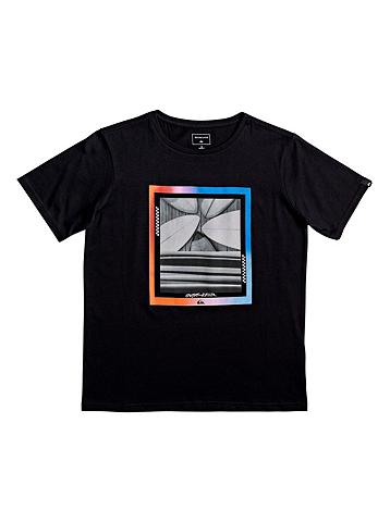 QUIKSILVER Marškinėliai »Tail Fin«