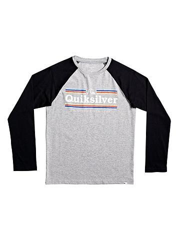 QUIKSILVER Marškinėliai ilgomis rankovėmis »Get B...