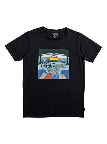 QUIKSILVER Marškinėliai »Lost Boards«