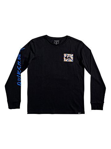 QUIKSILVER Marškinėliai ilgomis rankovėmis »Enlig...