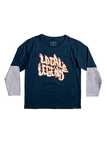 QUIKSILVER Marškinėliai ilgomis rankovėmis »Futur...