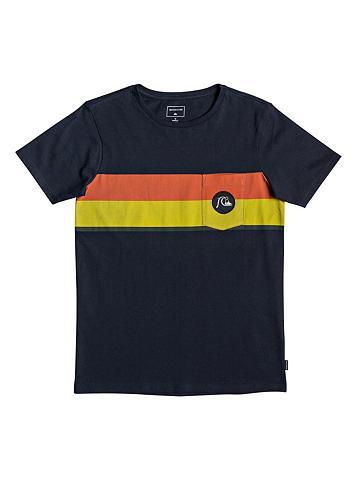 QUIKSILVER Marškinėliai »Multiply Stripe«