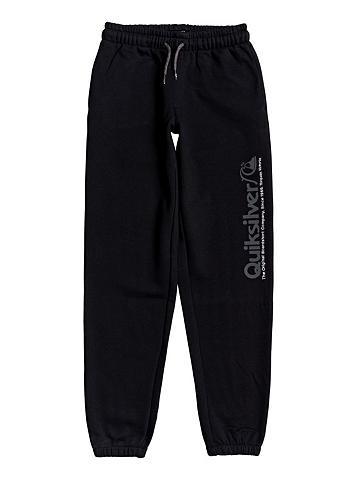 QUIKSILVER Sportinio stiliaus kelnės »Trackpant«