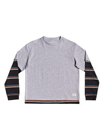 QUIKSILVER Marškinėliai ilgomis rankovėmis »Moki ...