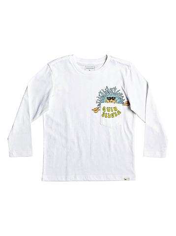 QUIKSILVER Marškinėliai ilgomis rankovėmis »Sunny...