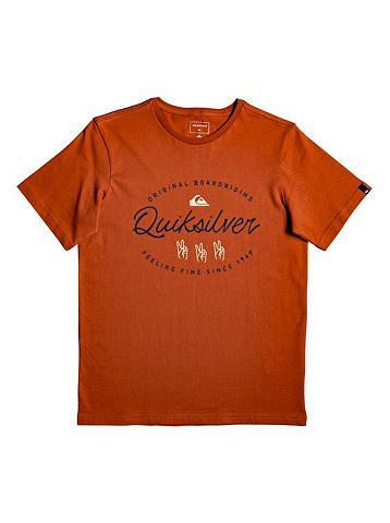 QUIKSILVER Marškinėliai »Wave Slaves«