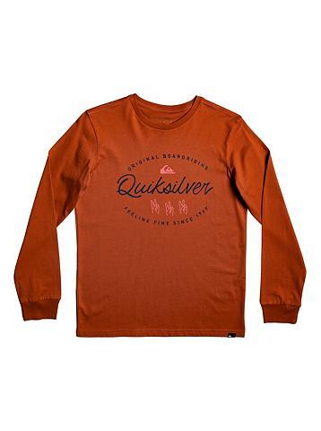 QUIKSILVER Marškinėliai ilgomis rankovėmis »Wave ...