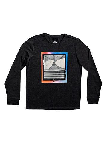 QUIKSILVER Marškinėliai ilgomis rankovėmis »Tail ...