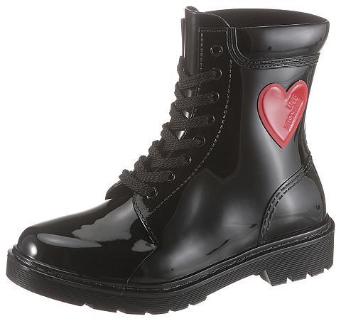 LOVE MOSCHINO Suvarstomi batai »Rain Love«