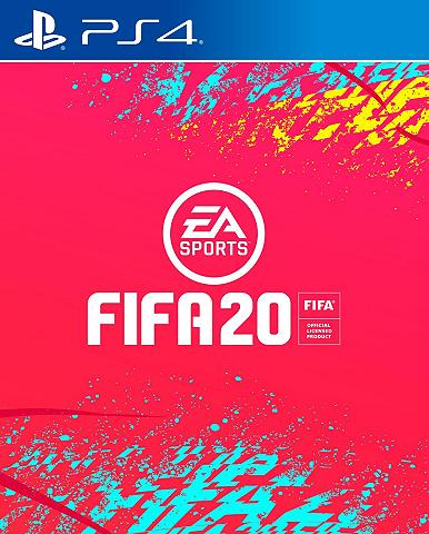 ELECTRONIC ARTS FIFA 20 PlayStation 4