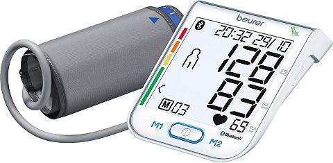 BEURER Oberarm-Blutdruckmessgerät BM 77 su pa...