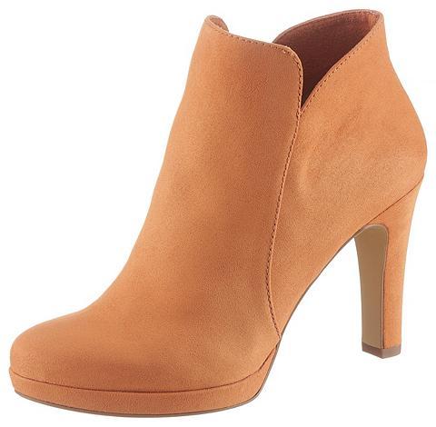 Tamaris High-Heel-Stiefelette im femininen Loo...