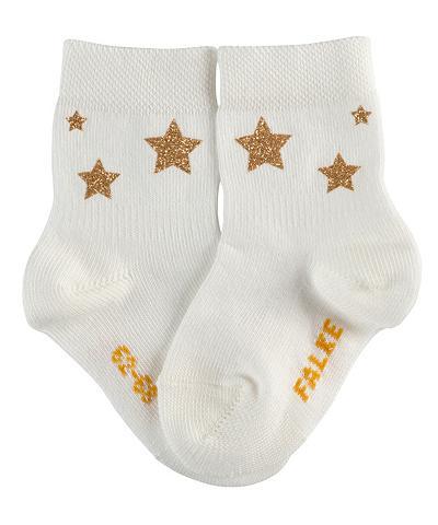 FALKE Kojinės Baby Stars (1 poros)