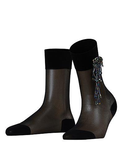 FALKE Kojinės Sequin Brooch (1 poros)