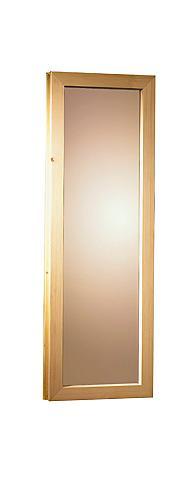 KARIBU Saunos langas dėl 40 mm pirtis BxH: 42...