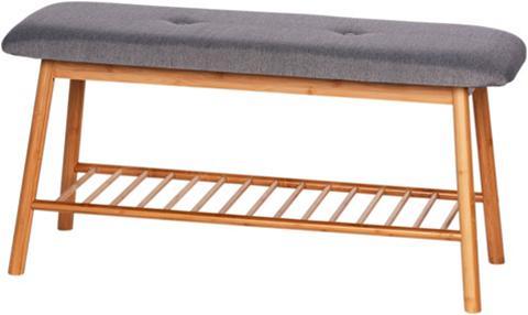 WENKO Spintelė batams iš Bambus-Holz