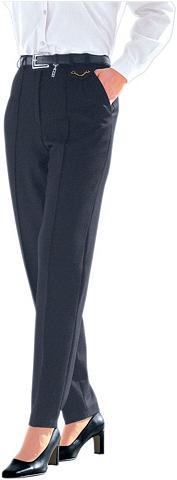 CLASSIC Kelnės su Fußschlitzen