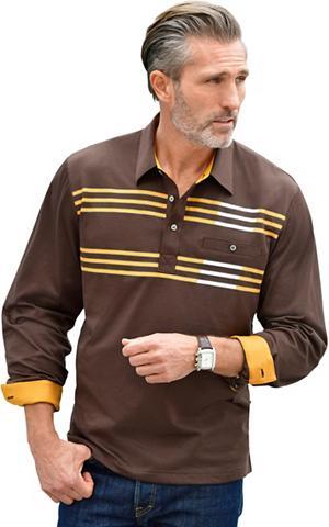 HAJO Polo marškinėliai ilgomis rankovėmis s...