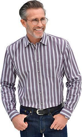 MARCO DONATI Marškiniai ilgomis rankovėmis su Kentk...