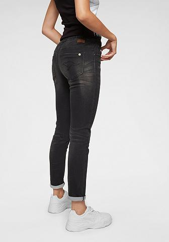 KangaROOS Sportinio stiliaus Pants in Denim-Opti...