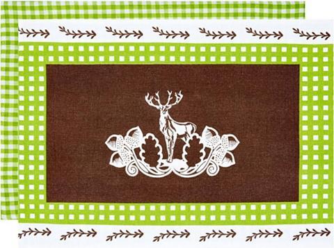 STUCO Stalo kilimėlis »Lederhos´n« (Rinkinys...
