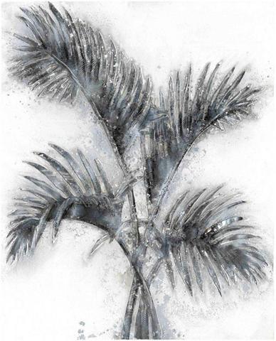 KAYOOM Aliumininis paveikslas Palme I 80cm x ...