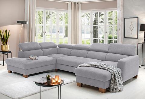 Home affaire Sofa »Steve Luxus« su besonders aukšta...