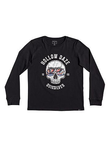 QUIKSILVER Marškinėliai ilgomis rankovėmis »Hollo...